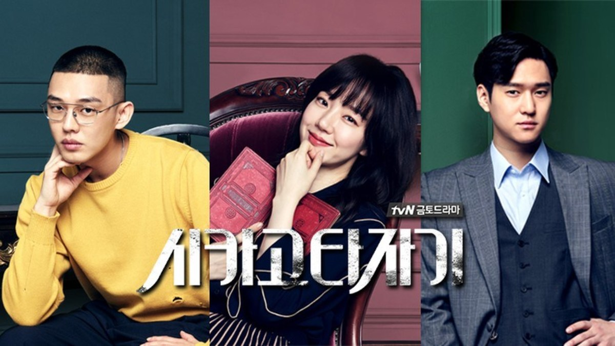 Chicago Typewriter | 14 Popular Romantic K-Dramas You Must Watch