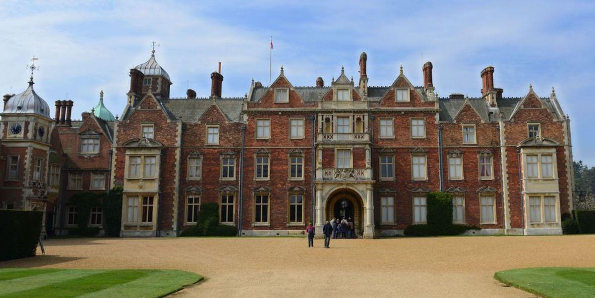 Sandringham Estate in Norfolk, England.