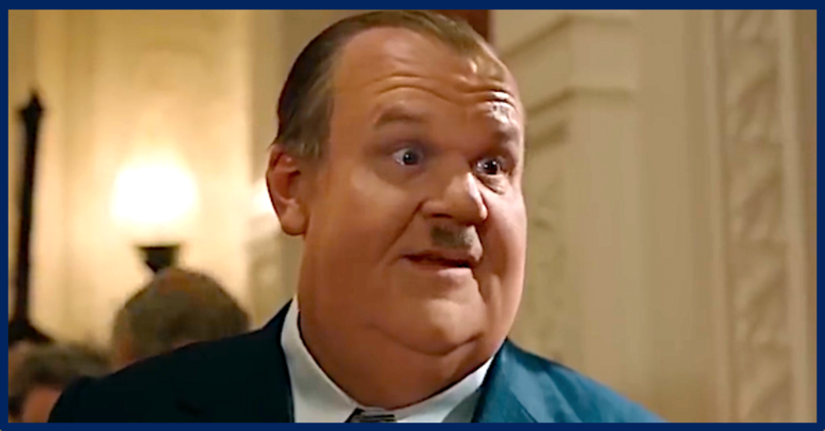 John C. Reilly stars as Oliver Hardy in Stan & Ollie.