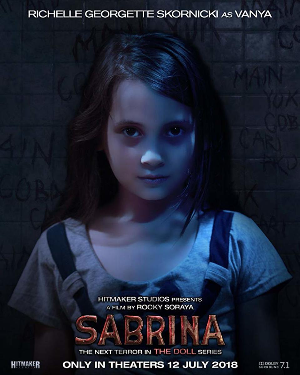 Richelle Georgette Skornicki #sabrina2018 #horrormovies