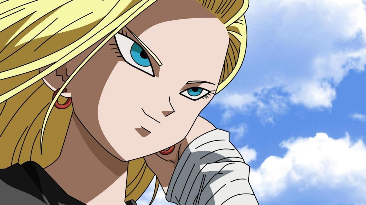 Android 18 in Dragon Ball Z