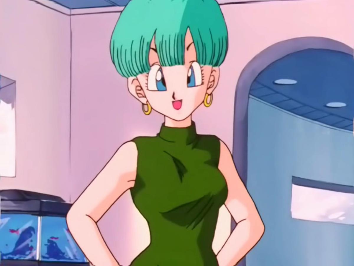 Bulma in Dragon Ball Z