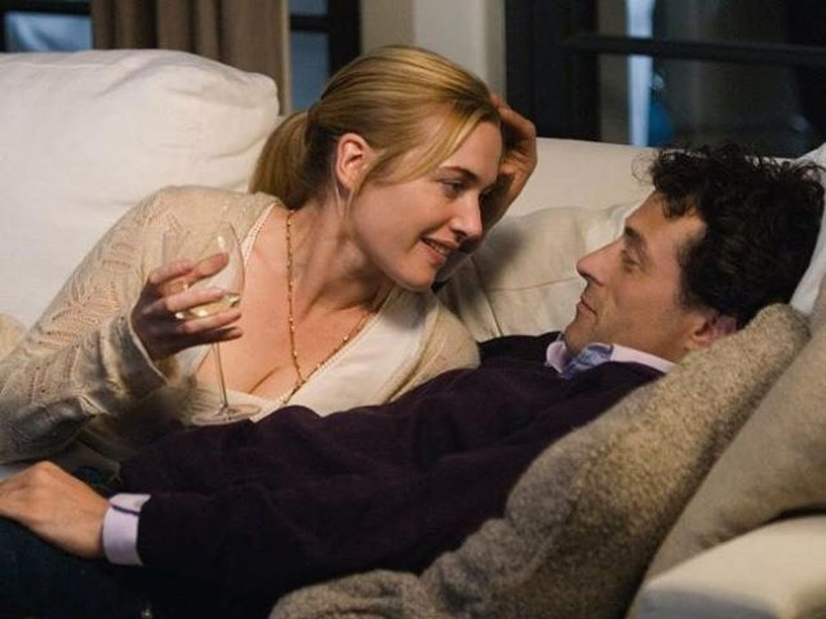 Kate Winslet & Rufus Sewell.