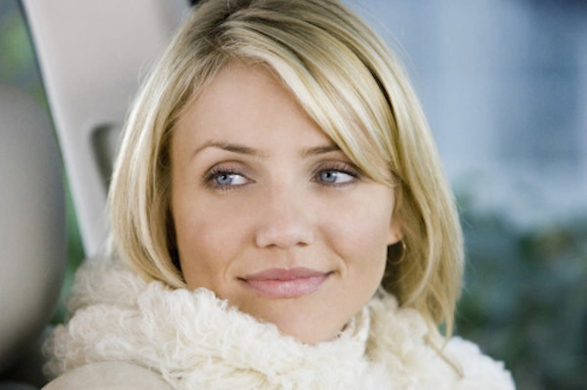 Cameron Diaz as Amanda.