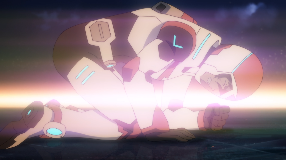 Keith didn't get as much development or screentime as in previous seasons, but he still had some good moments. (Screenshot courtesy of Netflix/Dreamworks)