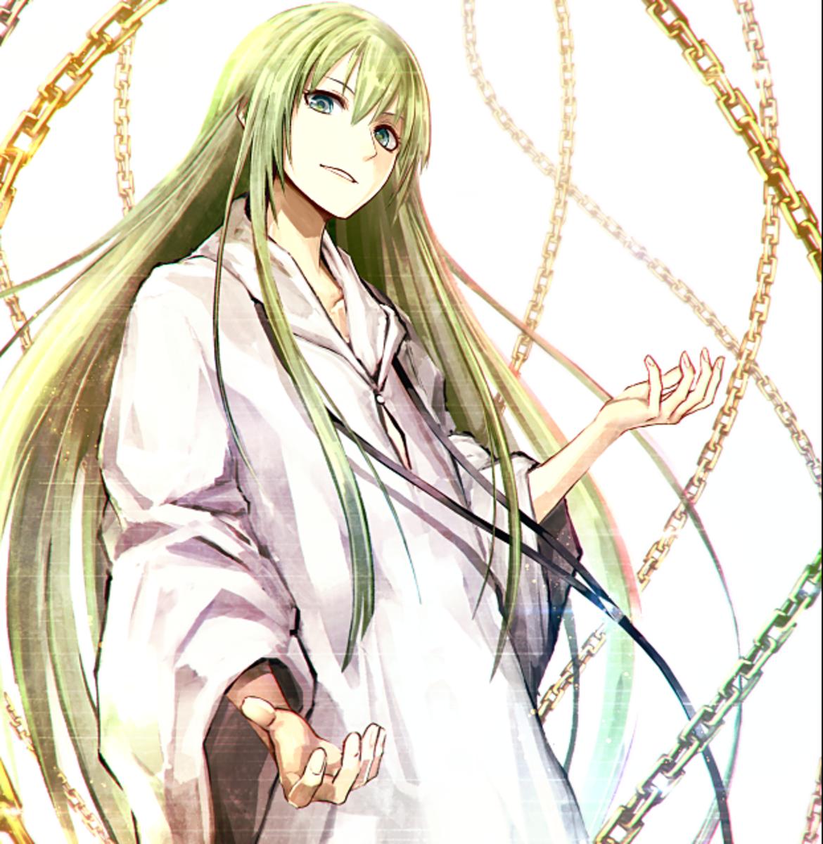 Enkidu in Fate/strange fake
