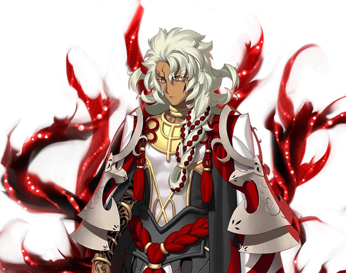 Solomon in Fate/Grand Order