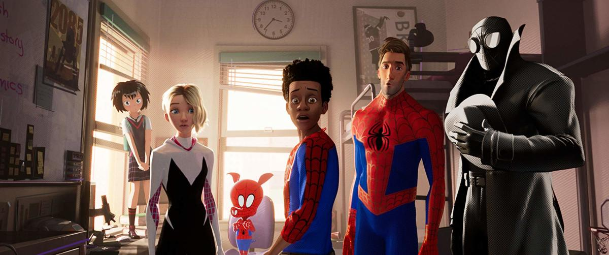 The Spider-Gang