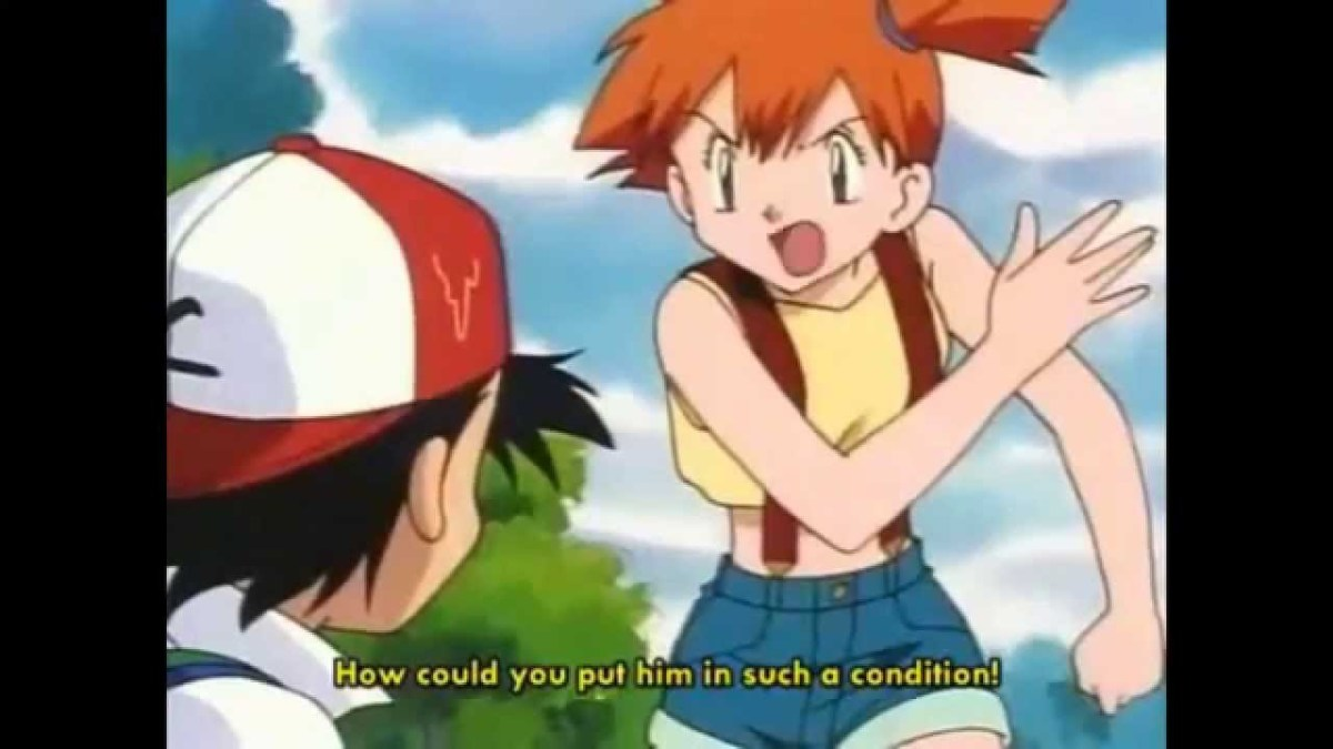 I like Misty because none of the other companions seem as willing to call Ash out on his bull***t when he needs it.
