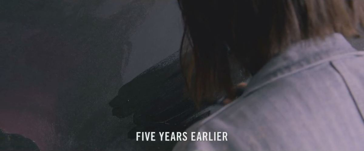 Five Years Eariler... I hate it.