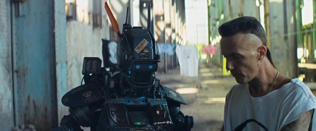 'Chappie' - Movie Review