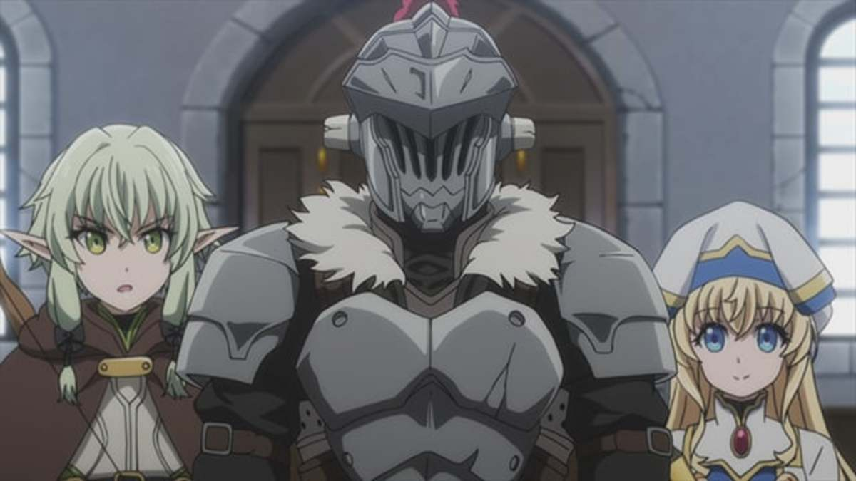The only good goblin is a dead goblin! As long as goblins exist, the Goblin Slayer will never stop exterminating them.