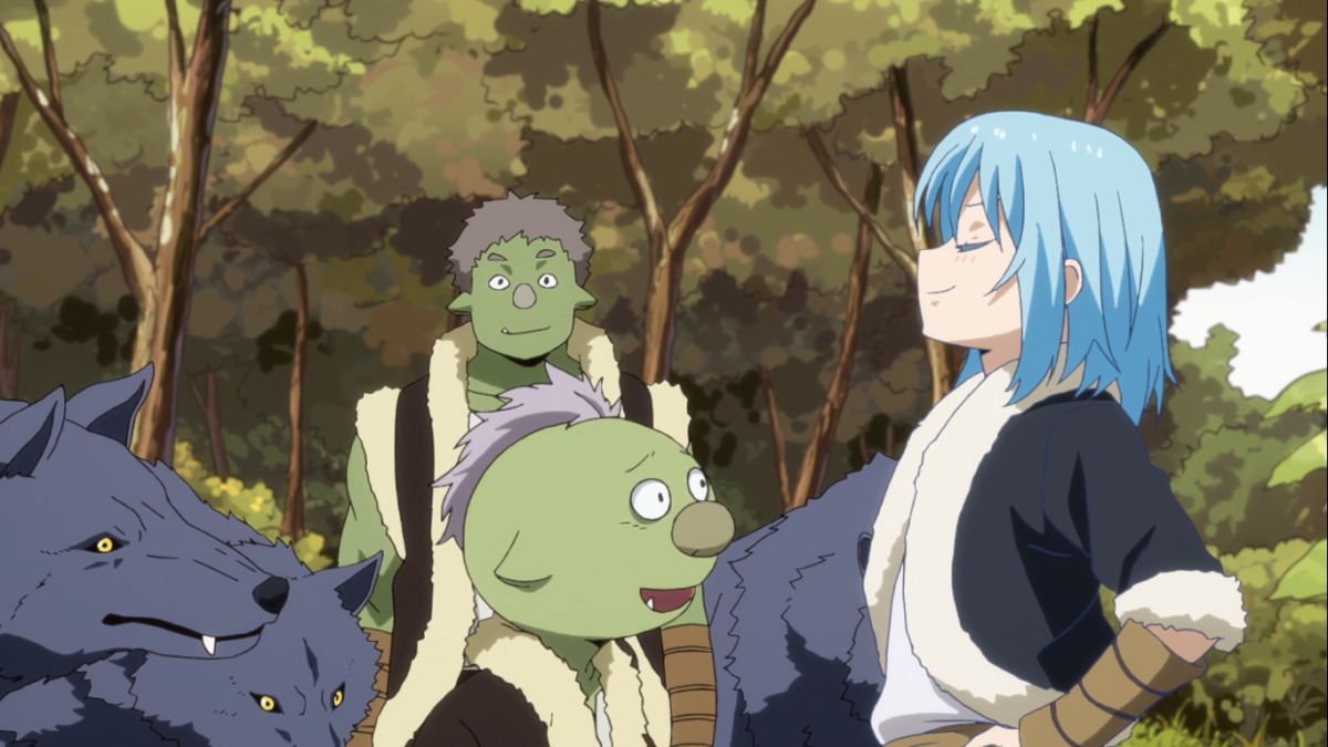Rimuru Tempest may be a slime, but he's no ordinary slime. He actually reincarnated from another world and is now out with his fearsome unique abilities to live a life that is a million times more exciting and fulfilling than before.