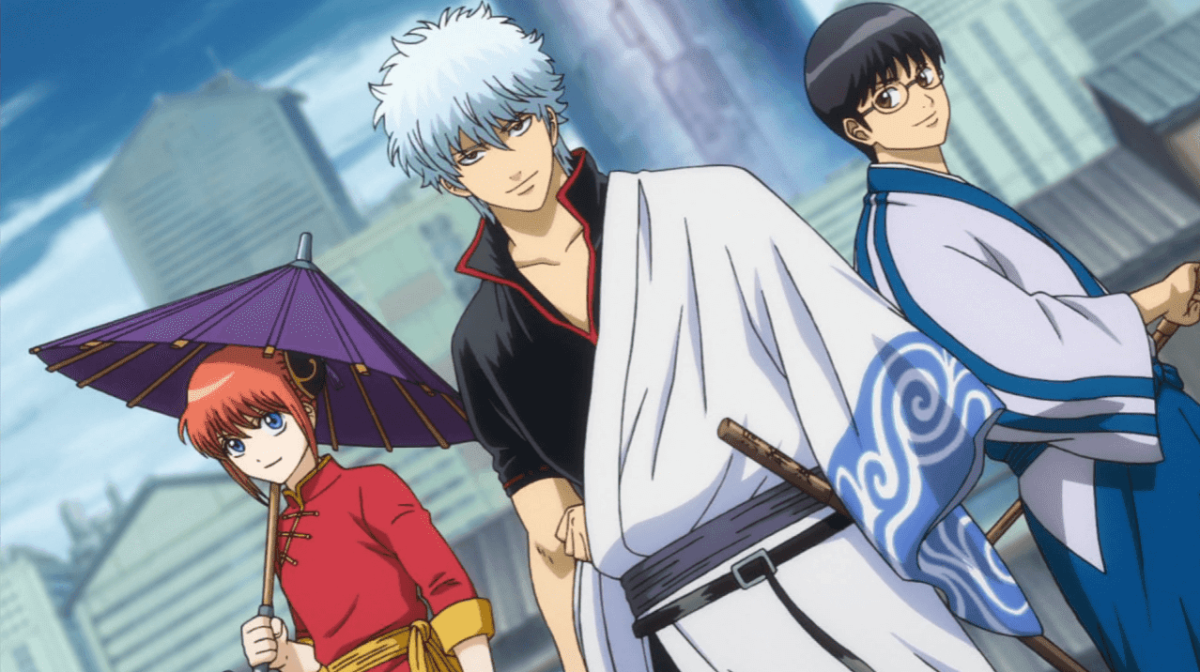 Many laugh-worthy moments await in the purported final arc of the Gintama anime series!