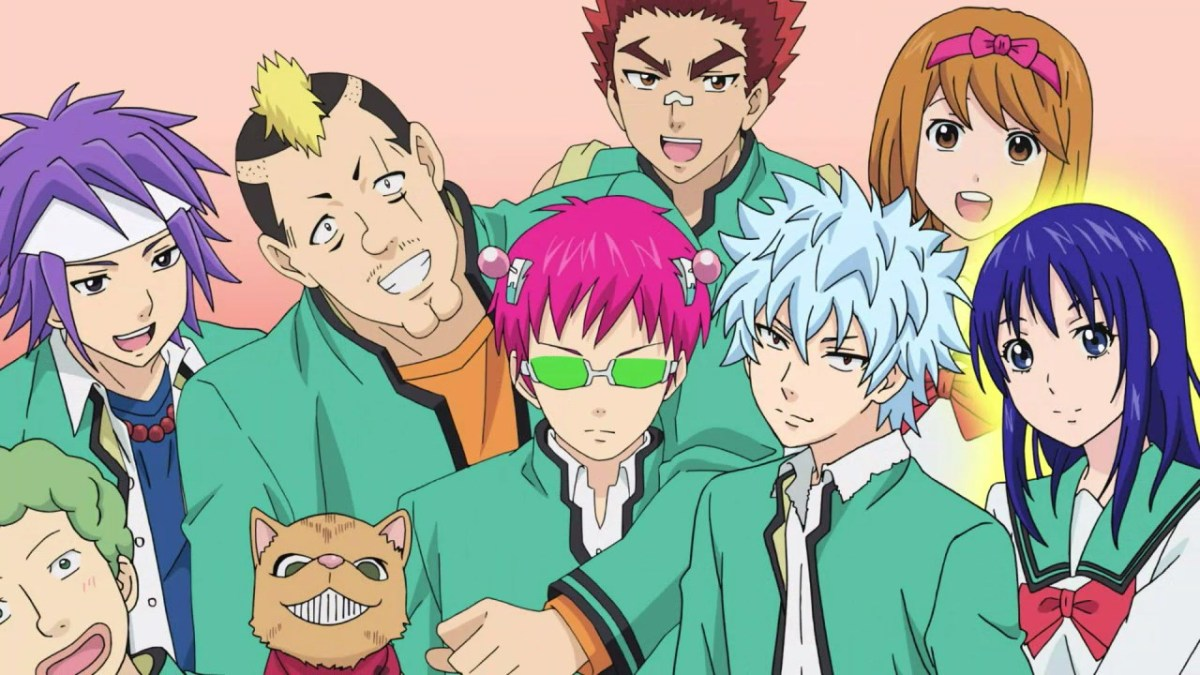 Follow Saiki as he experience all the disastrous yet humorous repercussions of being an immensely powerful psychic who's trying his best just to live an ordinary high school life.