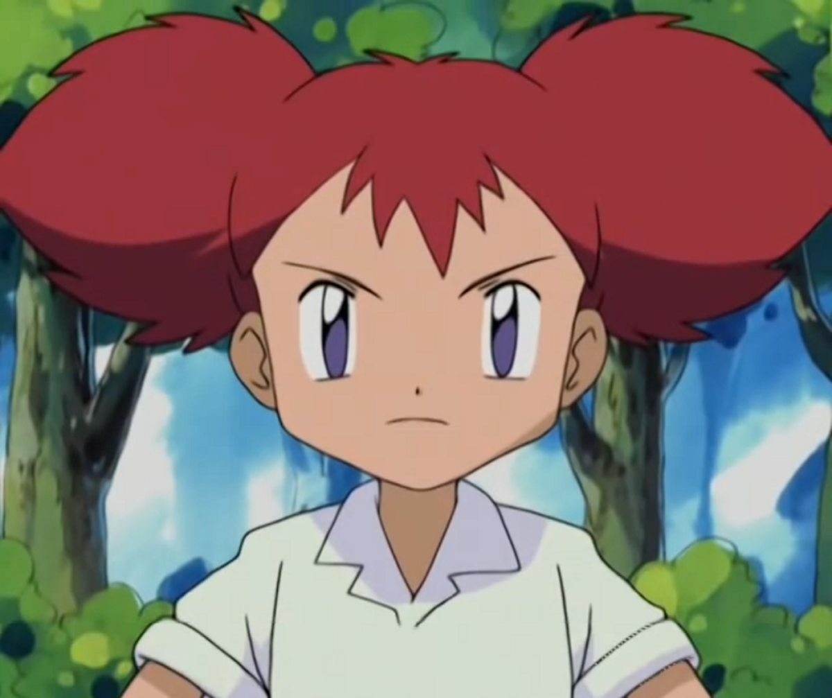 Natalie in Pokemon