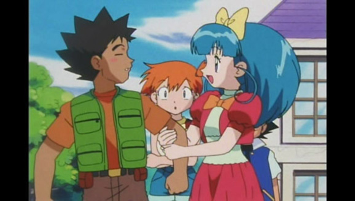 Brock and Temacu