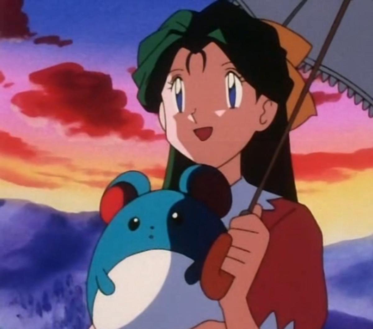 Wilhomena in Pokemon