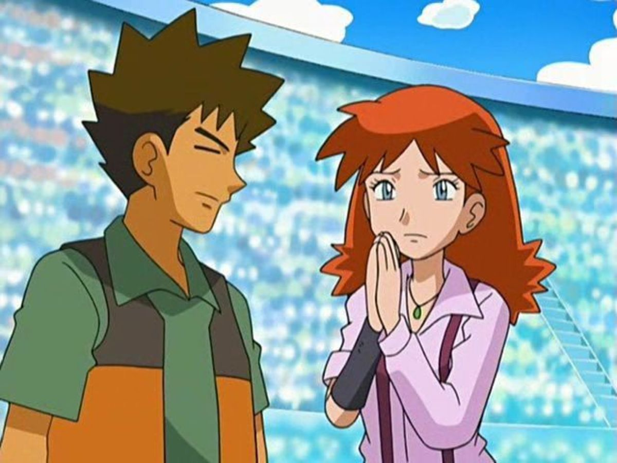 Brock and Holly