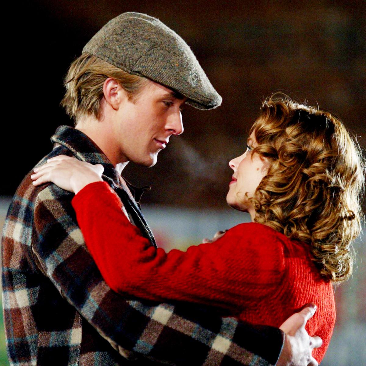 Ryan Gosling & Rachel McAdams.