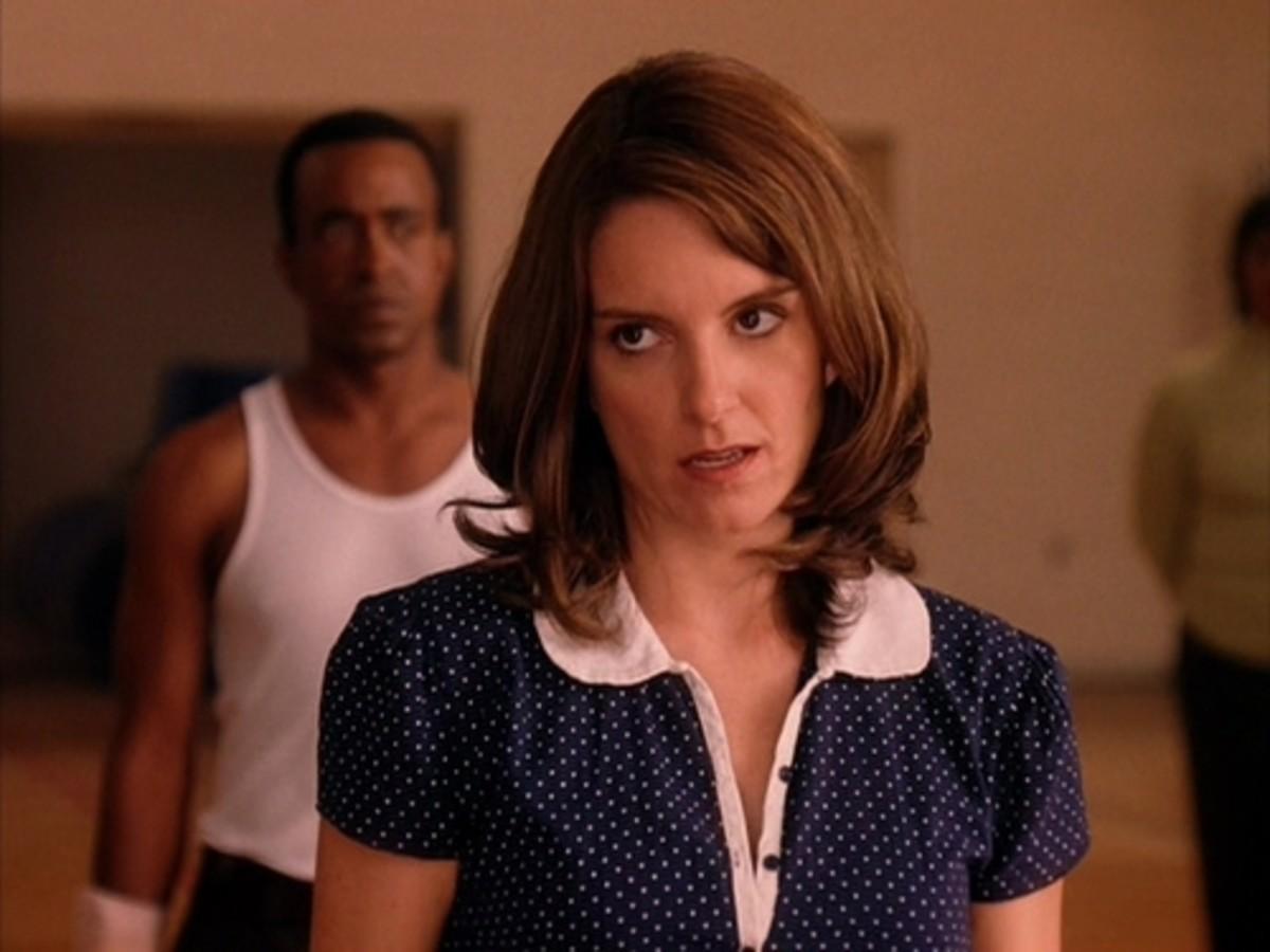Tina Fey as Ms. Norbury.