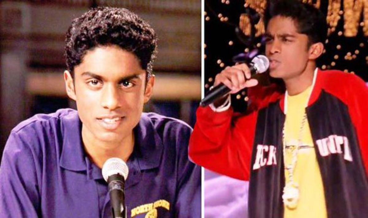 Rajiv Surendra as Kevin.