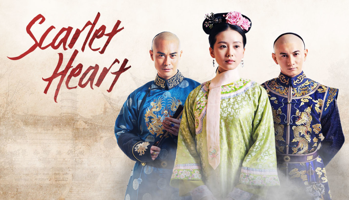 Scarlet Heart | The 22 Best Chinese Historical Dramas