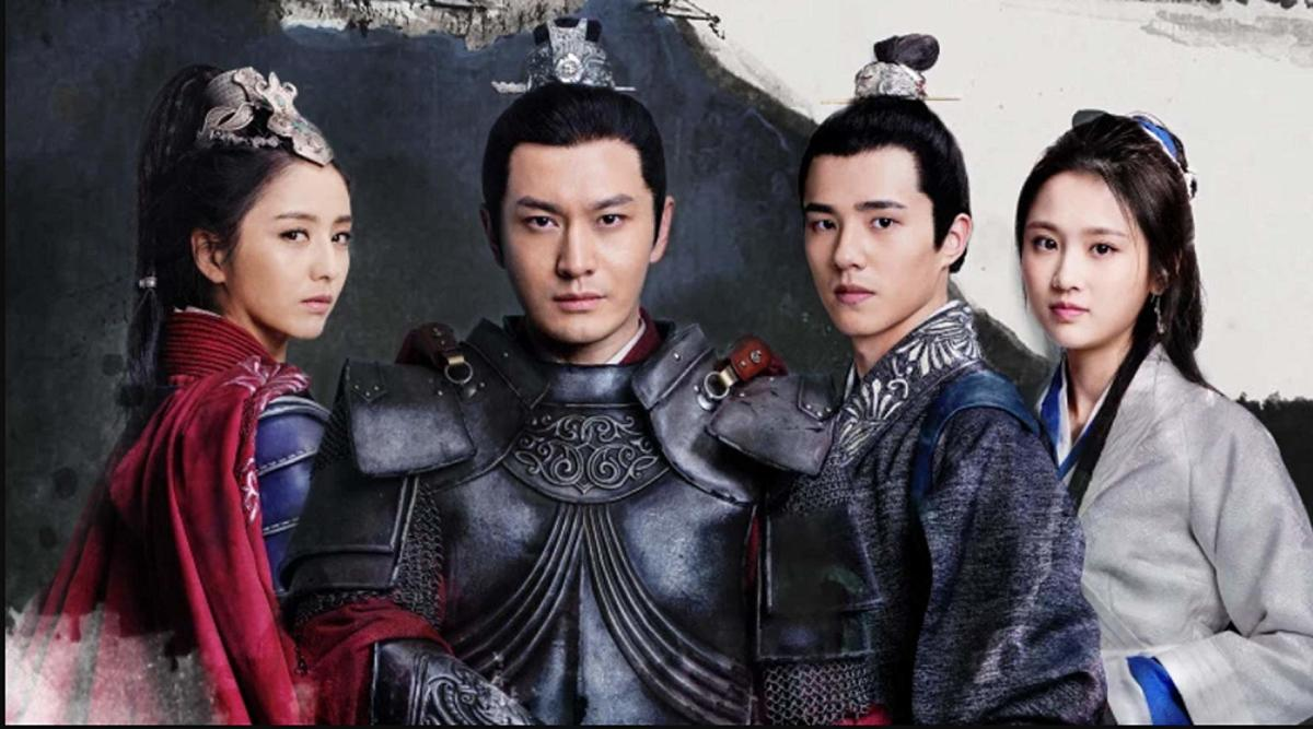 Nirvana in Fire | The 22 Best Chinese Historical Dramas