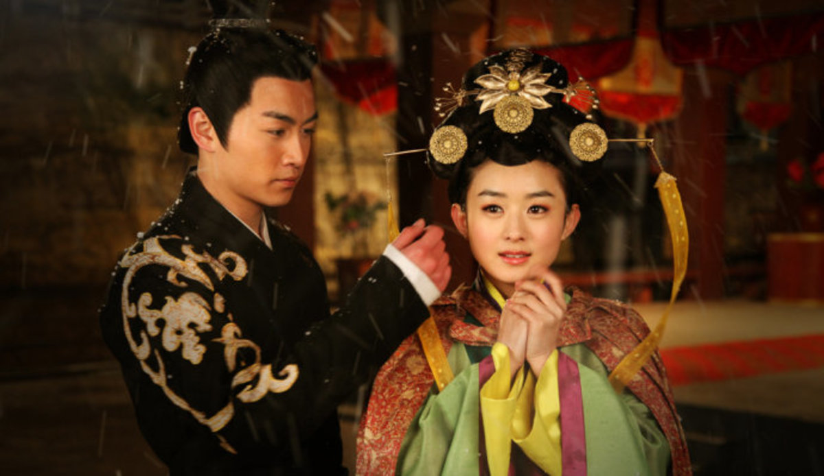 Legend of Lu Zhen | The 22 Best Chinese Historical Dramas