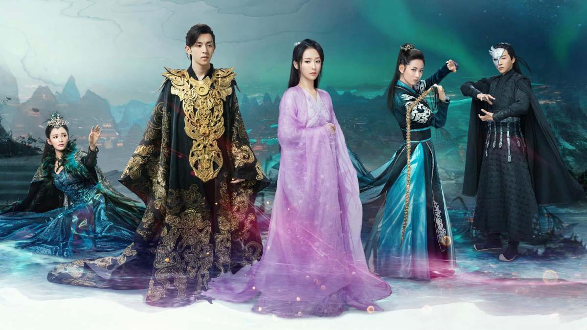 Ashes of Love | The 22 Best Chinese Historical Dramas