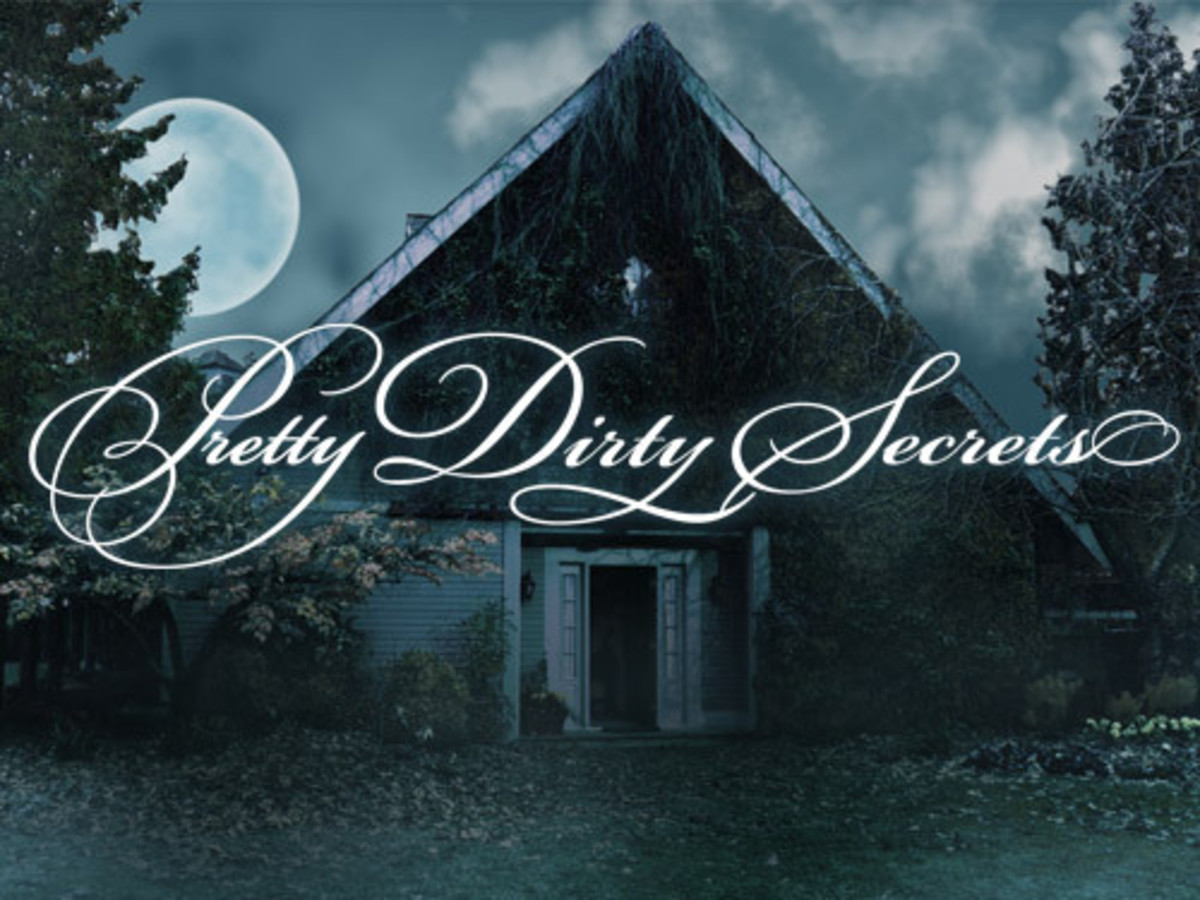 Pretty Dirty Secrets logo