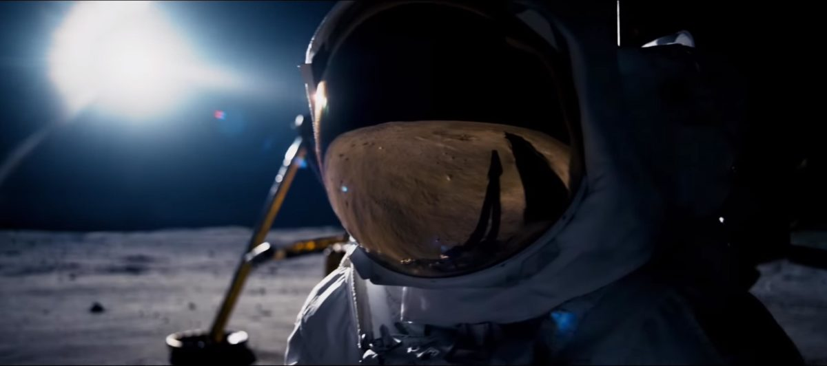 One small step for First Man, one giant leap backwards with under appreciation.