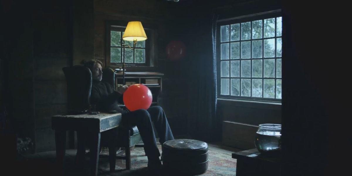 I like balloons...