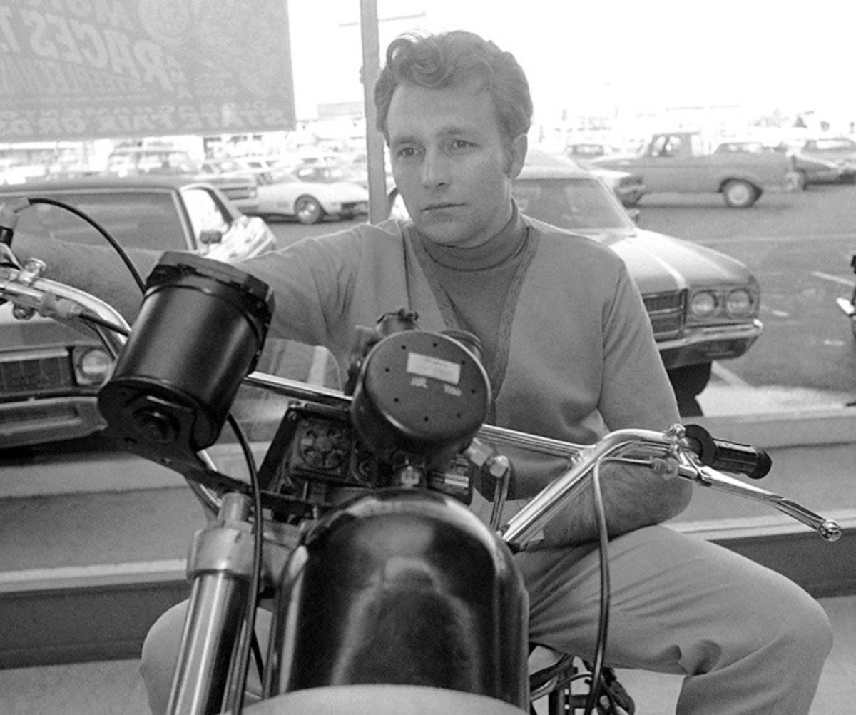 Young Evel Knievel