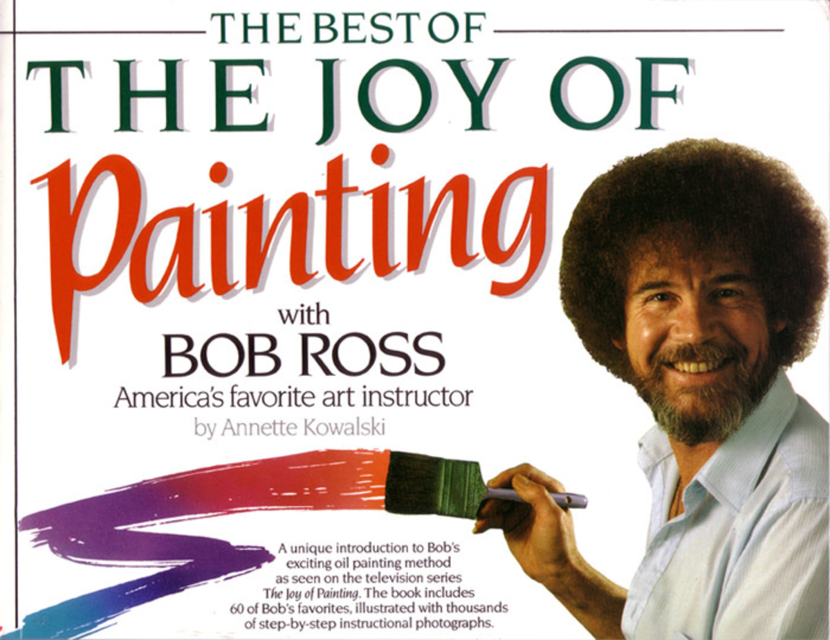 Bob Ross Book