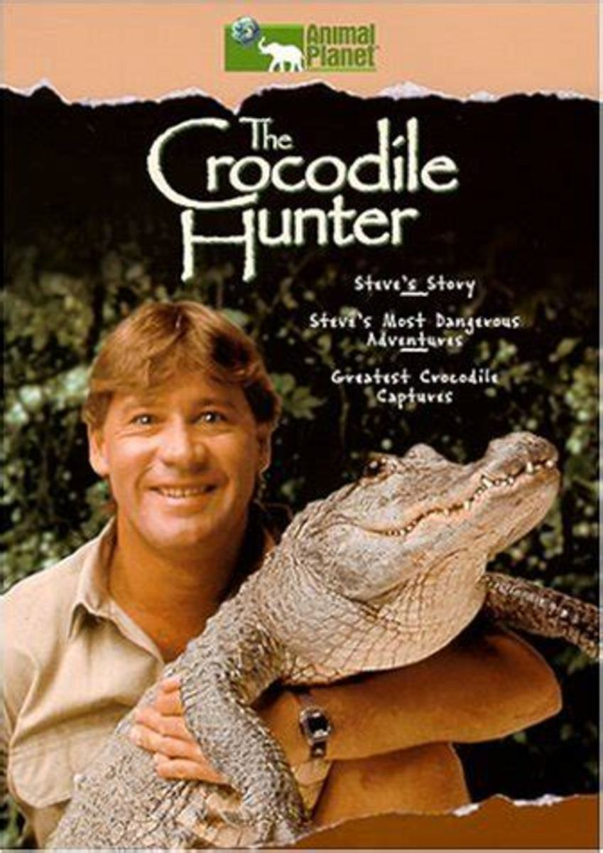 The Crocodile Hunter Advertisement