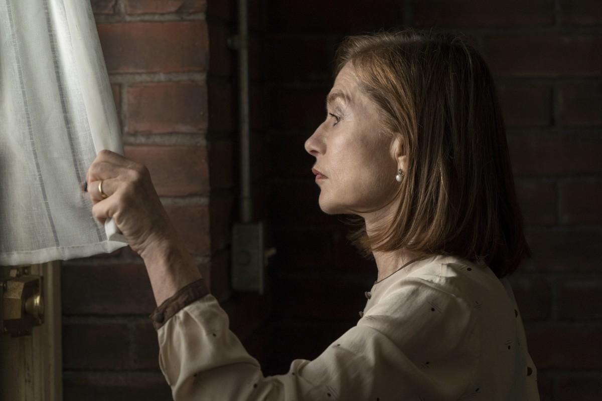 Isabelle Huppert as Greta Hideg.