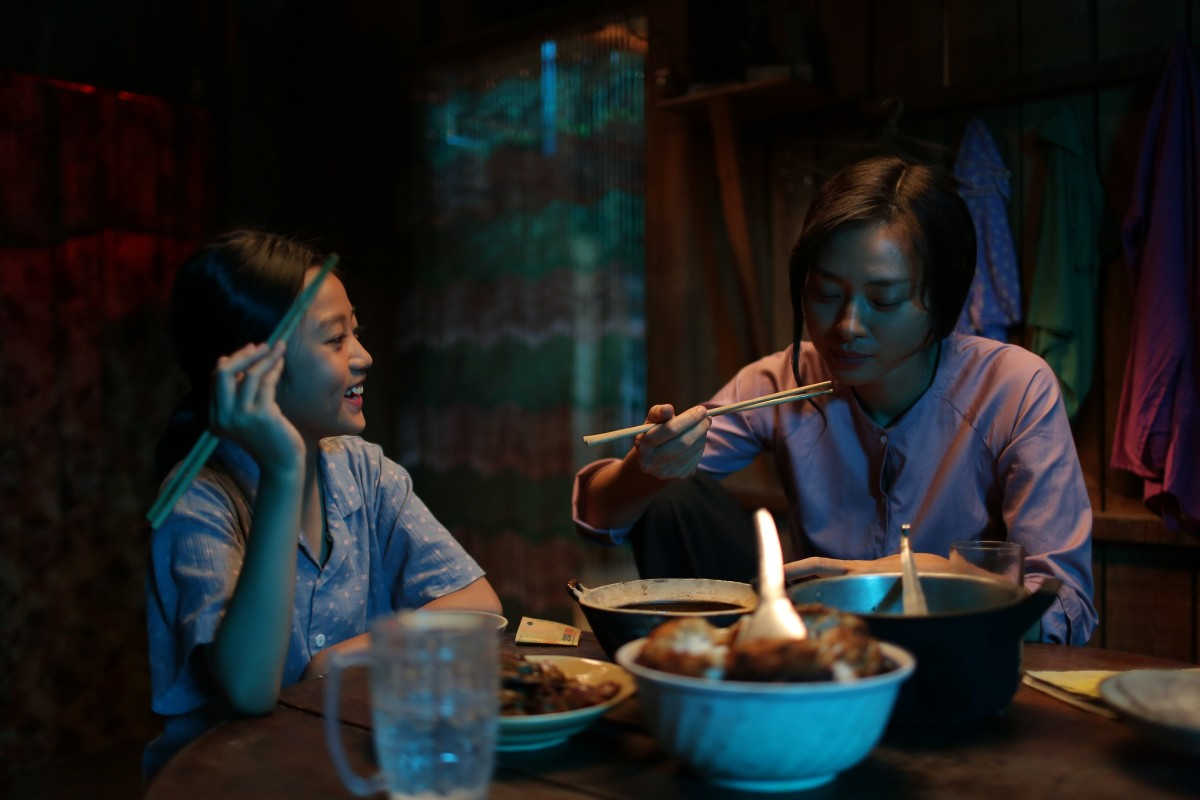 "Cat Vy and Veronica Ngo as mother and daughter in, ""Furie."""