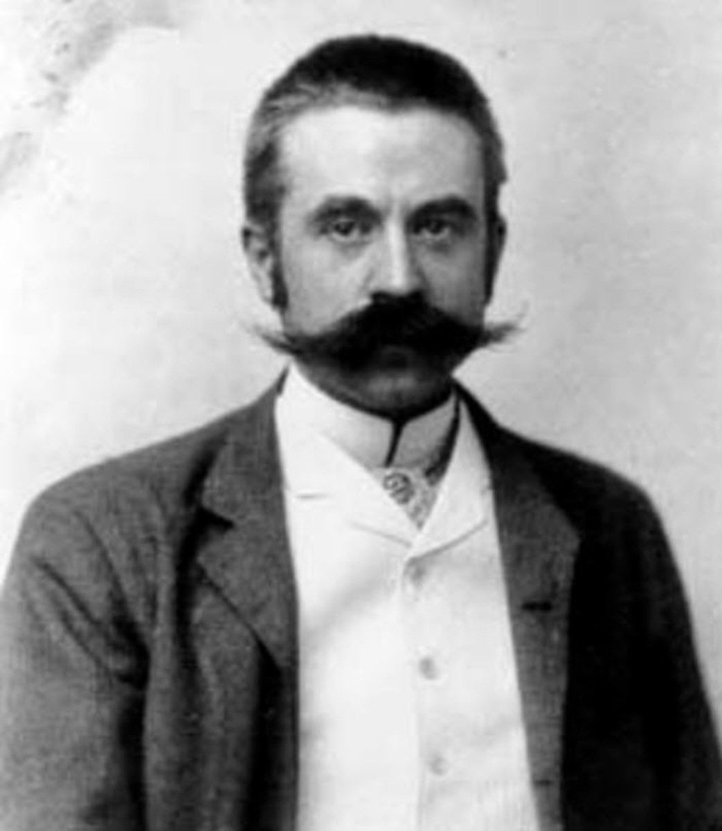 Stanford White, the Man Who Wold be Evelyn's Downfall