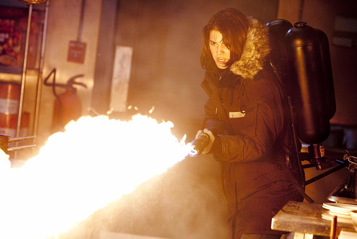 Burn, baby, burn...