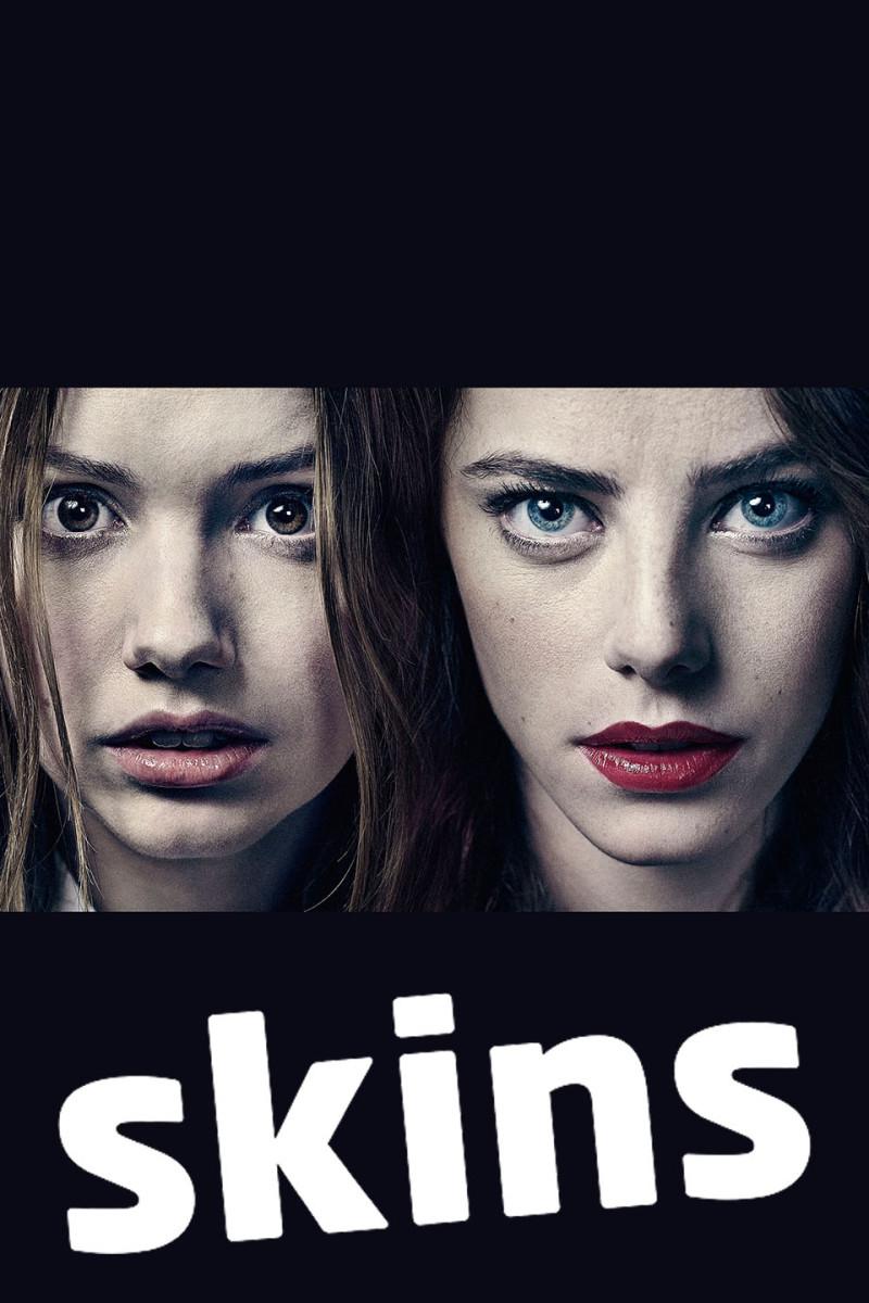 """Skins"" poster"
