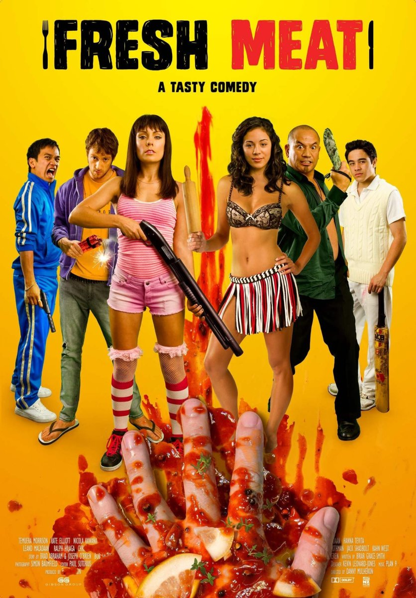 "Poster for ""Fresh Meat"""