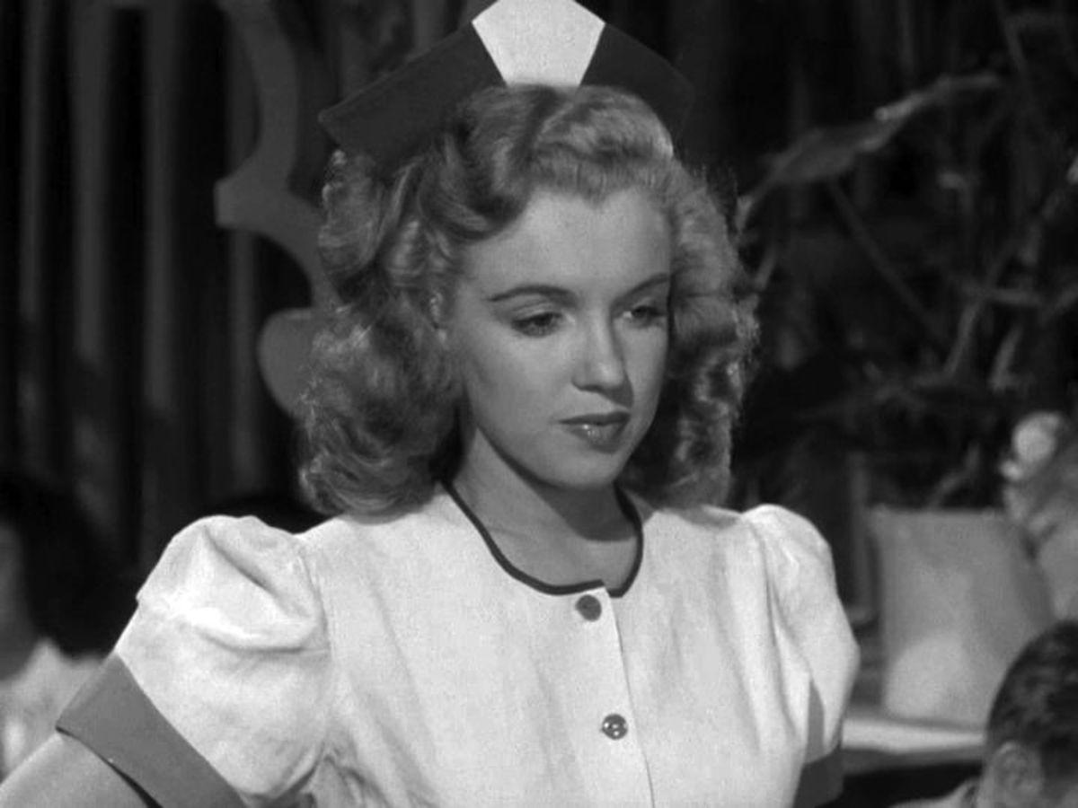 Monroe in Dangerous Years.