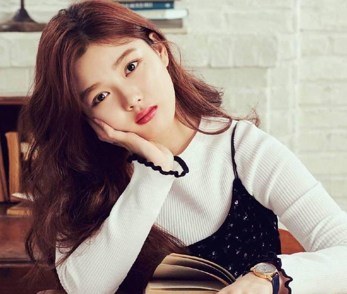 Actresses prettiest korean Most Beautiful
