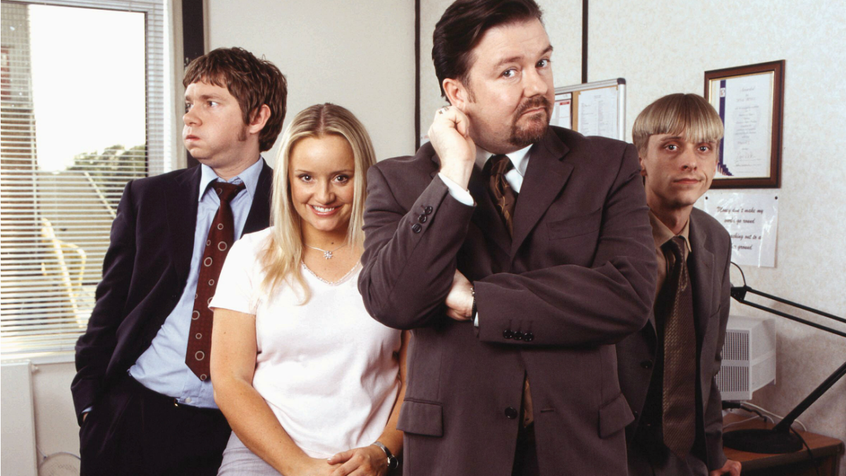The original UK version of The Office is many fan's ultimate Ricky Gervais' comedy.