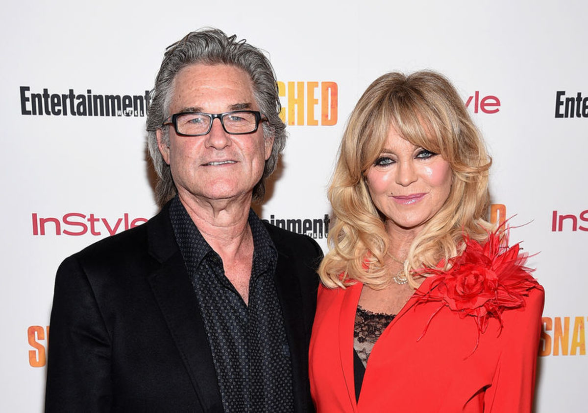Kurt Russell and Goldie Hawn's Zodiac Compatibility