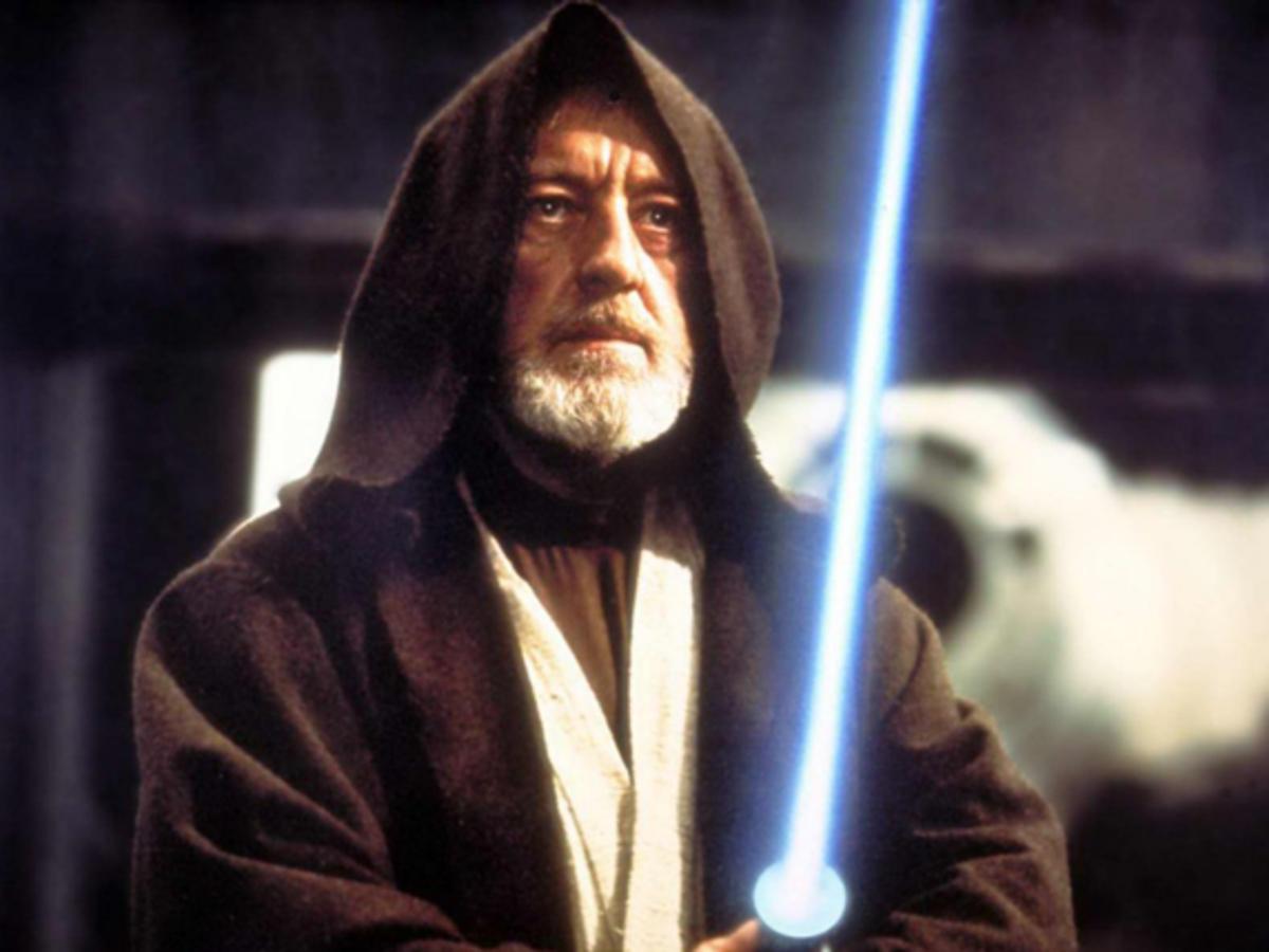 Obi-Wan Kenobi aboard the Death Star