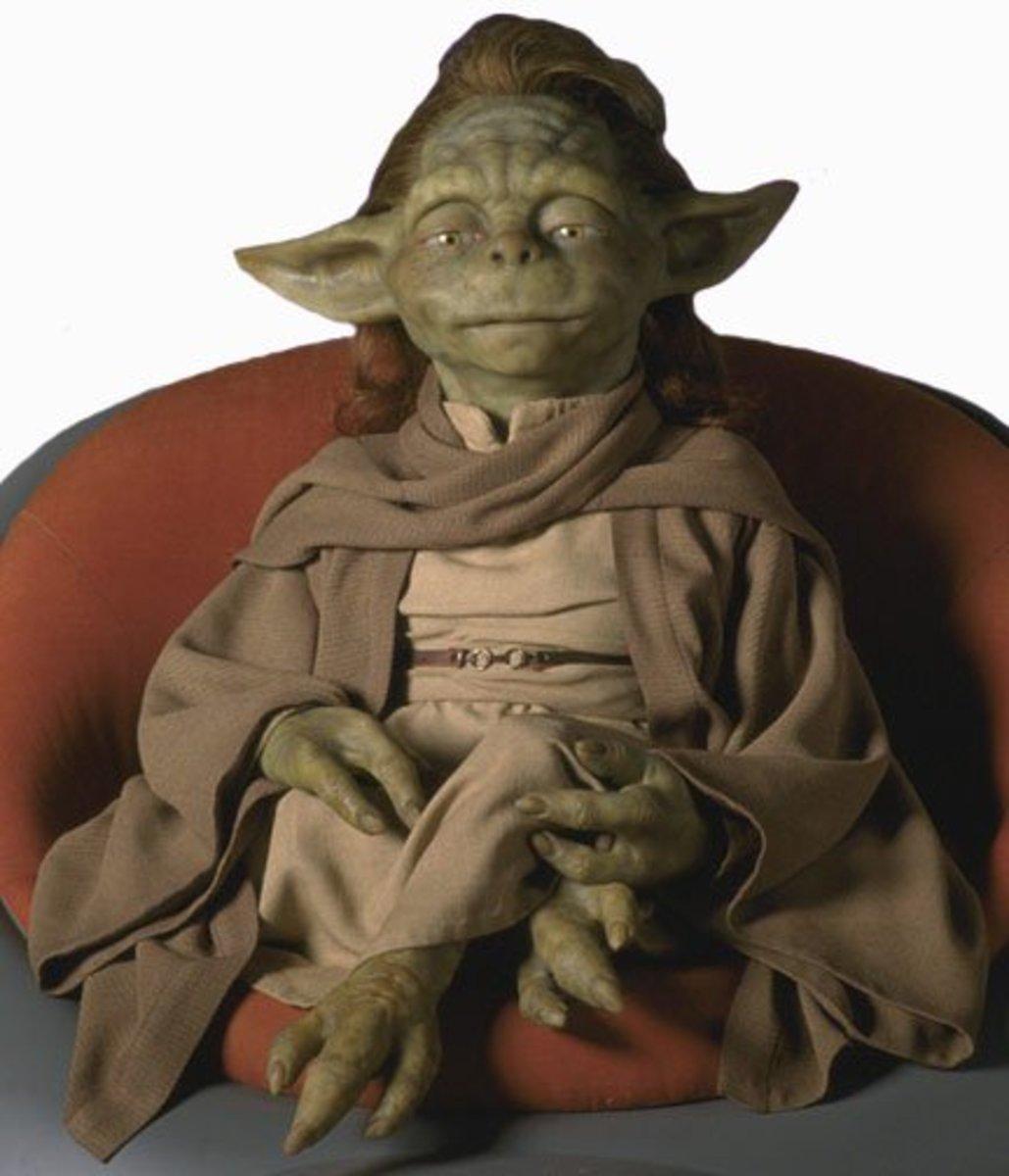 Jedi Master Yaddle