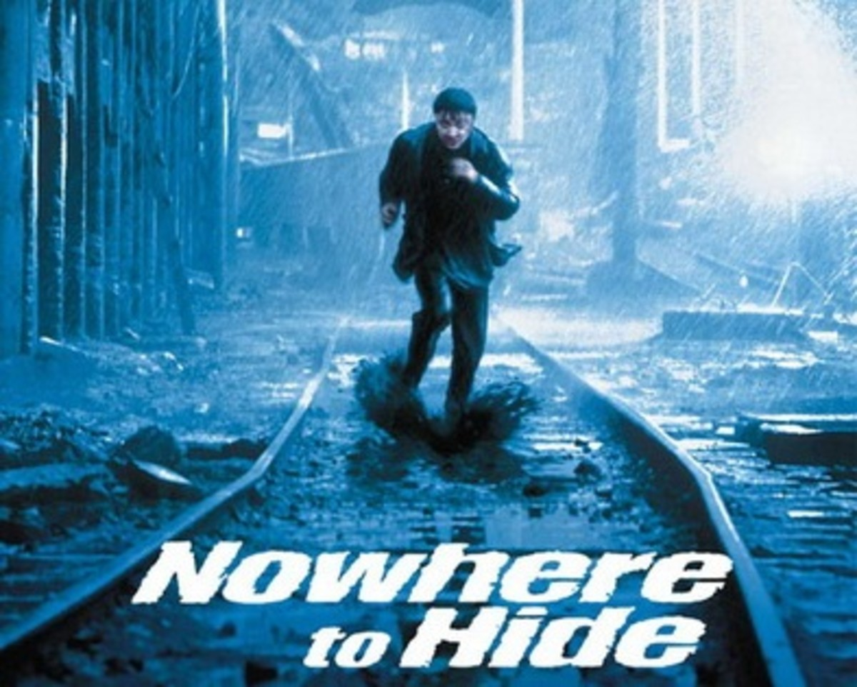 Nowhere to Hide | Top 10 Must See Korean Movies