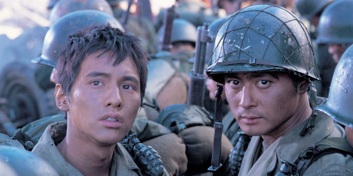 Tae Guk Gi: The Brotherhood of War | Top 10 Must See Korean Movies